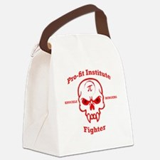 kickboxer Canvas Lunch Bag