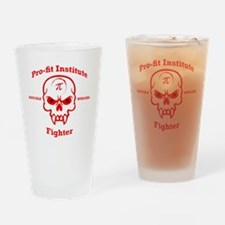 kickboxer Drinking Glass