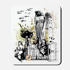 Slaughterhouse Art T-shirt Mousepad
