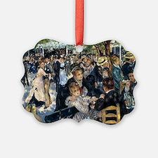 Renoir Le Moulin de la Galette Ornament