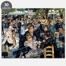 Renoir Le Moulin de la Galette Puzzle