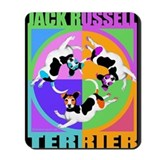 Jack russell Mouse Pads