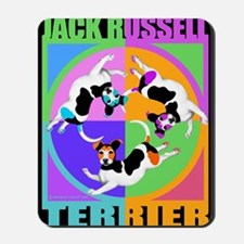 Jack Russell Terrier Graphic Mousepad