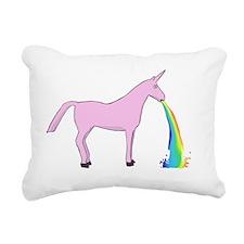 unicron-D2-BlackApparel Rectangular Canvas Pillow