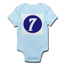 MONTH BY MONTH 7 - Infant Bodysuit