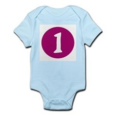 MONTH BY MONTH 1 - Infant Bodysuit