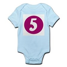 MONTH BY MONTH 5 - Infant Bodysuit