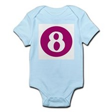 MONTH BY MONTH 8 - Infant Bodysuit