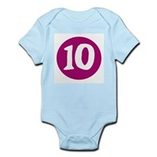 MONTH BY MONTH 10 - Infant Bodysuit