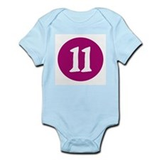 MONTH BY MONTH 11 - Infant Bodysuit