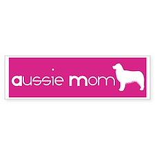 Aussie Mom Bumper Bumper Stickers