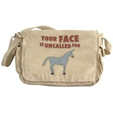 unicron-D3-WhiteApparel Messenger Bag