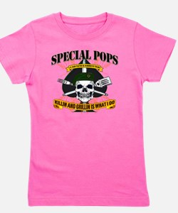 SPECIAL FORCES Girl's Tee