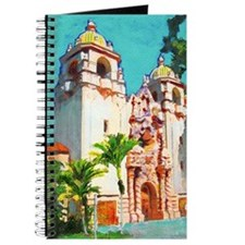 del prado theater Balboa Park Riccoboni Journal