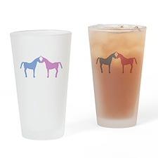 unicron-D4-BlackApparel Drinking Glass
