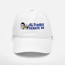 Al Franken Senate 2008 Baseball Baseball Cap
