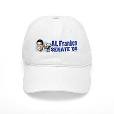 Al Franken Senate 2008 Baseball Cap