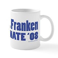 Al Franken Senate 2008 Mug