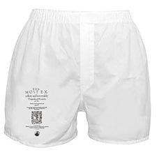 romeoandjuliet-1599-poster-text Boxer Shorts