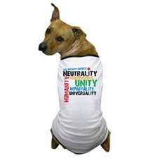 red cross 3NL Dog T-Shirt