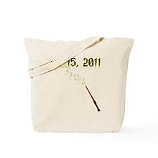 back3 Tote Bag