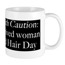 estrogen-deprived Coffee Mug