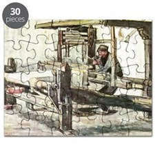 Van Gogh The Weaver Puzzle