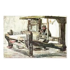 Van Gogh The Weaver Postcards (Package of 8)