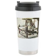 Van Gogh The Weaver Ceramic Travel Mug