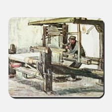 Van Gogh The Weaver Mousepad