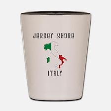 jersey_shore_italy Shot Glass