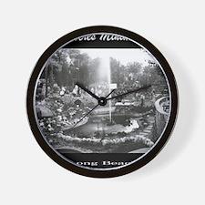 shadyacreslb Wall Clock