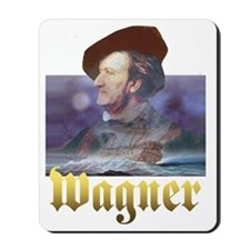 WAGNER DARK Mousepad