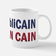 herman_cain_for_president Mug