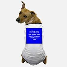 ter1 Dog T-Shirt
