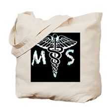 MortSciCircle Tote Bag
