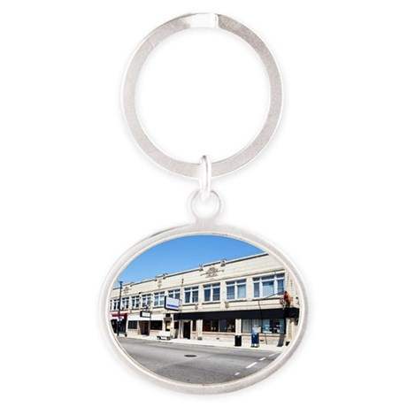 29May10_Avondale_190-NOTECARD Oval Keychain