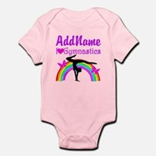 TALENTED GYMNAST Infant Bodysuit