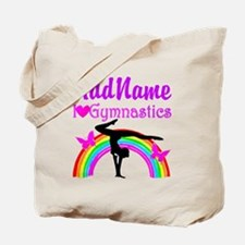 TALENTED GYMNAST Tote Bag