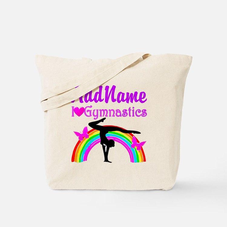 TALENTED GYMNAST Tote Bag