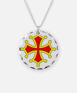Cross of Toulouse Necklace