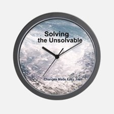 Solving the Unsolvable Wall Clock
