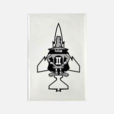 Phantom II & it's Gears Rectangle Magnet