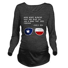 chrisrea Long Sleeve Maternity T-Shirt