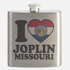 Joplin Flag Flask
