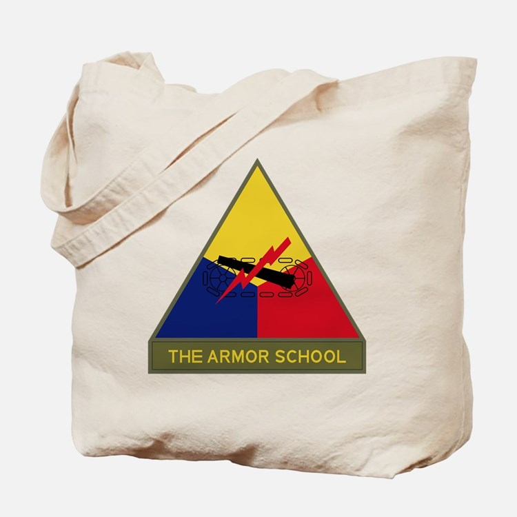 The Armor School Tote Bag