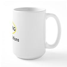 Black Winning Health Solutions Logo (Sc Mug