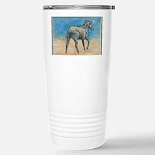 RoanStallionPCard Travel Mug