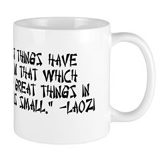 difficult things-laozi-bumper Mug