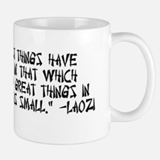 difficult things-laozi-bumper Mug
